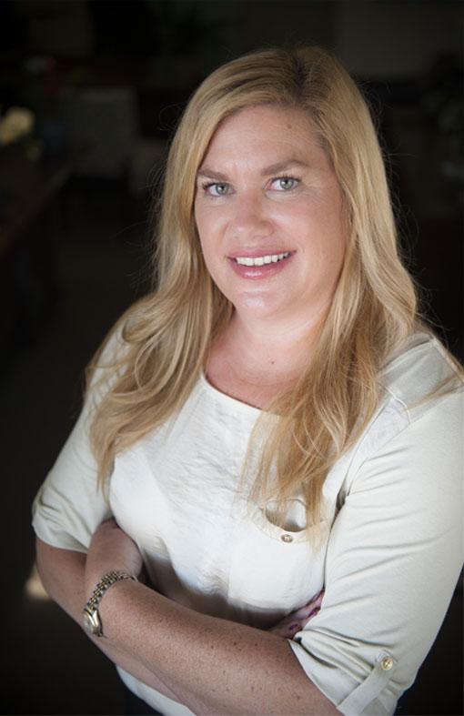 Jeannie Martin, Insurance Broker